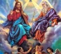 Oznanila, Sveta Trojica