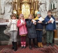 Prva sv. spoved naših prvoobhajancev